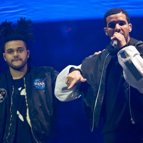 Дрейк и The Weeknd