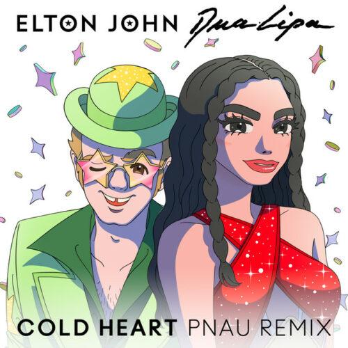 Elton John, Dua Lipa - Cold Heart